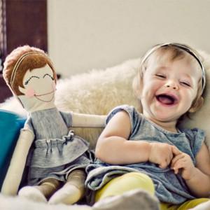 Une poupée ressemblant à votre enfant
