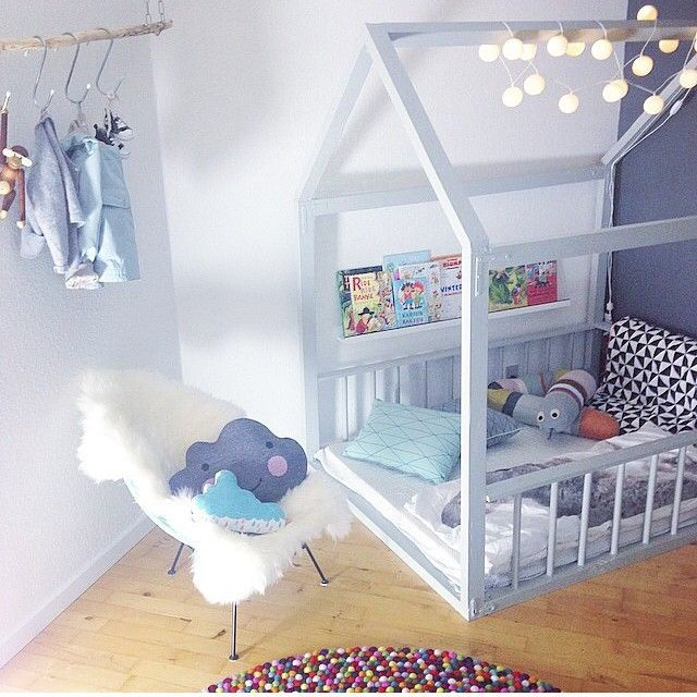 lit cabane enfant cocoeko. Black Bedroom Furniture Sets. Home Design Ideas