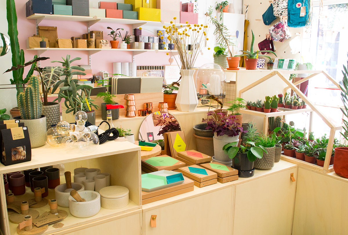 Atelier Kumo - espace boutique