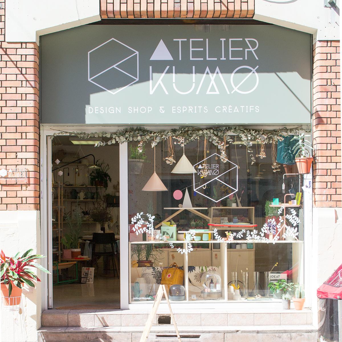 Atelier Kumo - concept store