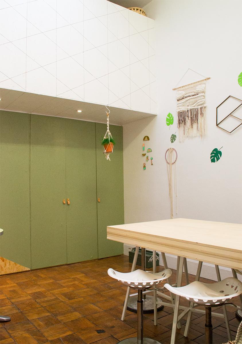 Atelier Kumo - l'espace créatif