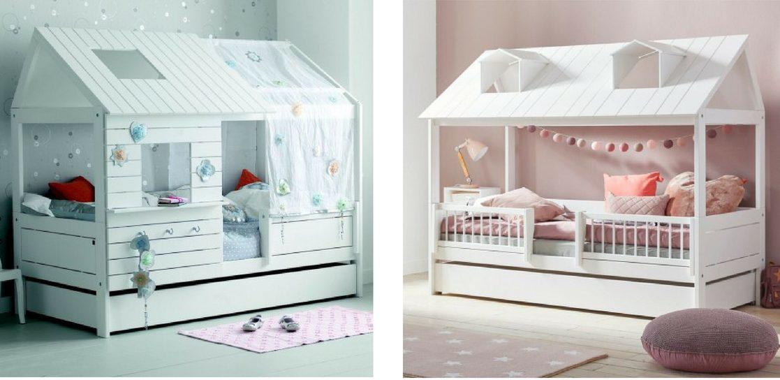 lit cabane alfred compagnie cocoeko. Black Bedroom Furniture Sets. Home Design Ideas