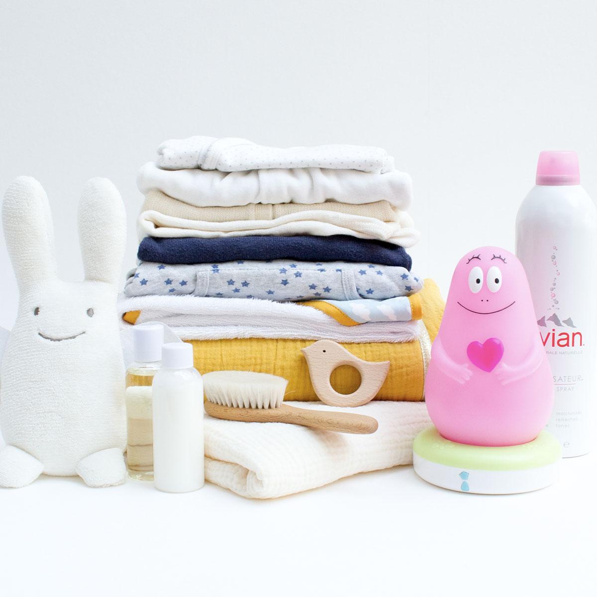 preparer ma valise de maternite