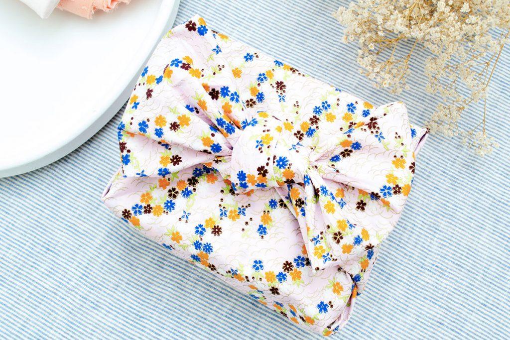 furoshiki emballage tissu japonais